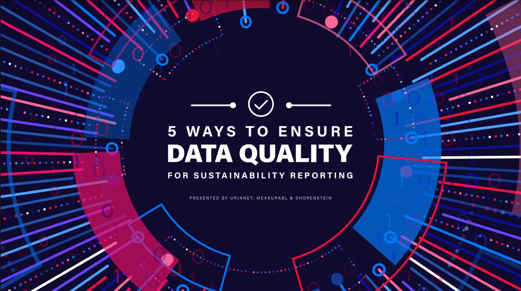 Data Quality webinar-1