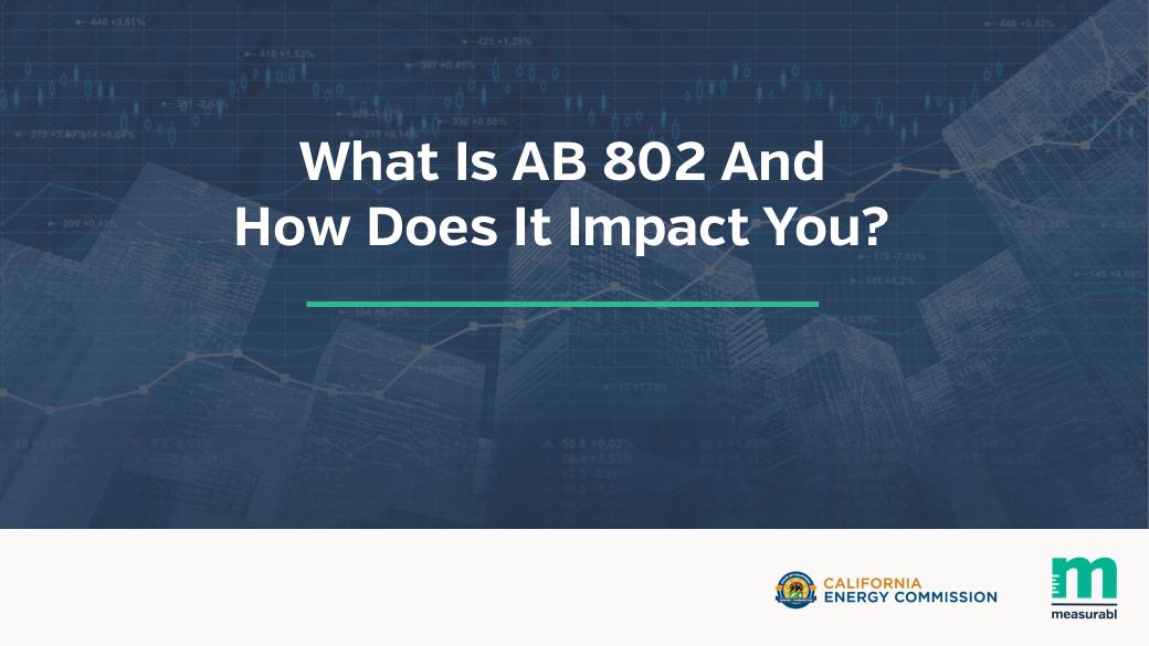 AB 802 webinar title slide